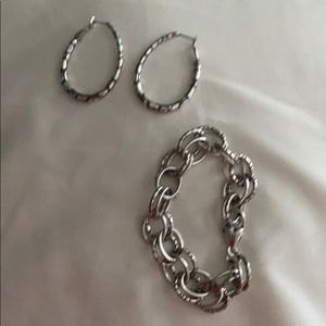 Brighton Earrings and Bracelet